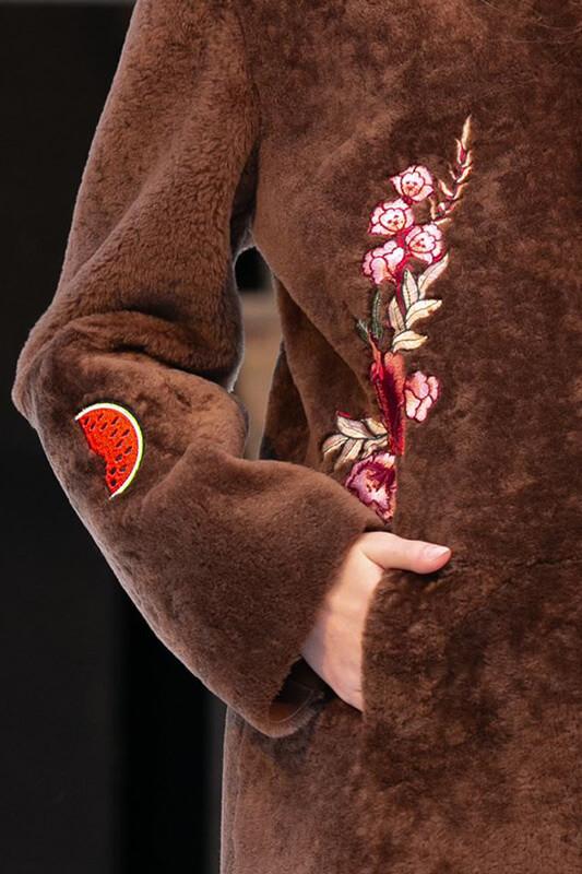 Cappotto Montone Moda Inverno | Nicola Pelliccerie