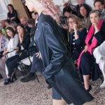 Cappotto Pelle Nera Sfoderato Traforato Estivo Leggero Personalizzabile | Nicola Pelliccerie