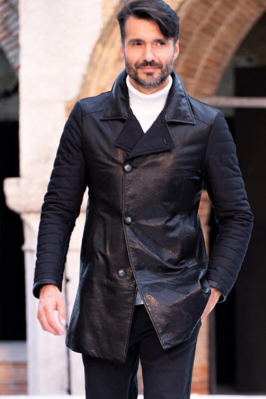 Artigiani Abbigliamento Pelle Uomo | Nicola Pelliccerie