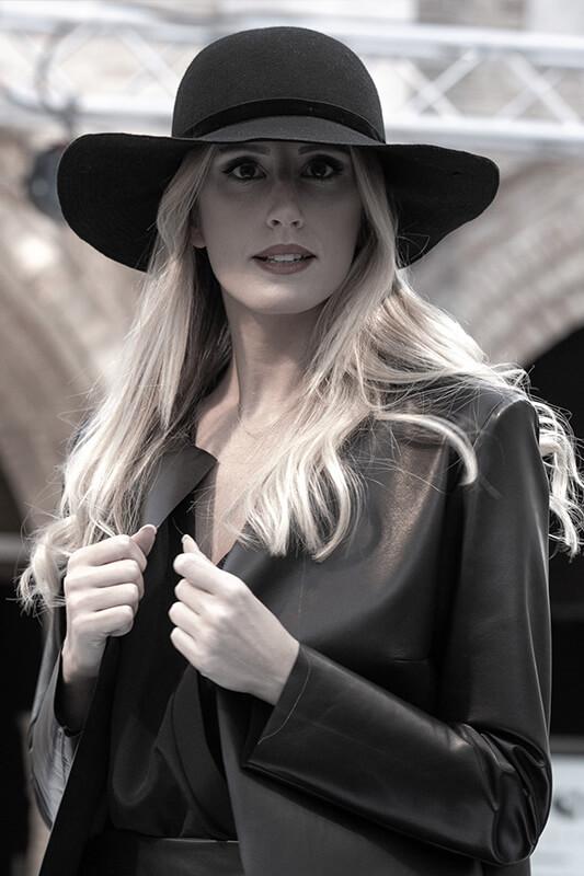 Giacca Pelle Donna Moda Primavera | Nicola Pelliccerie