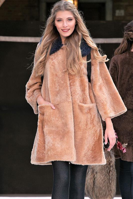 Moda Su Misura Montone Donna | Nicola Pelliccerie