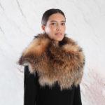 Scaldacollo pelliccia naturale | Nicola Pelliccerie