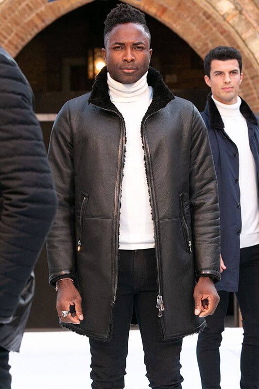 Moda Uomo Autunno Inverno Montone | Nicola Pelliccerie