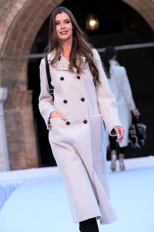 Shearling Coats Donna Lungo | Nicola Pelliccerie