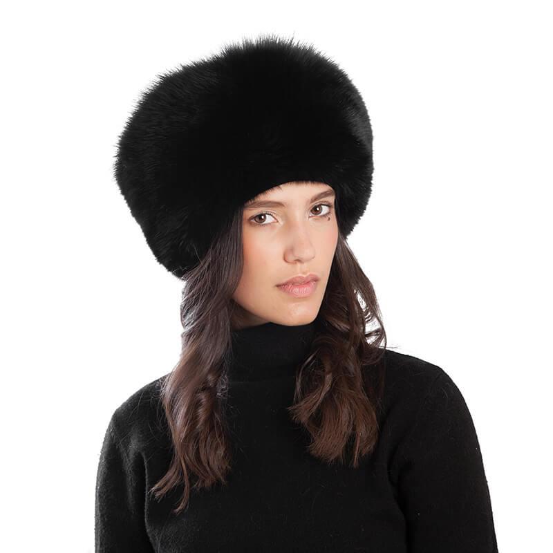 Cappello colbacco pelliccia nero   Nicola Pelliccerie