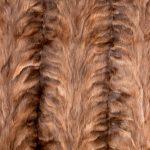 Coperta plaid pelliccia naturale zibellino cachemire montagna chalet | Nicola Pelliccerie