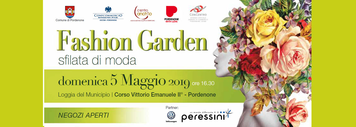 Fashion Garden | Nuova data