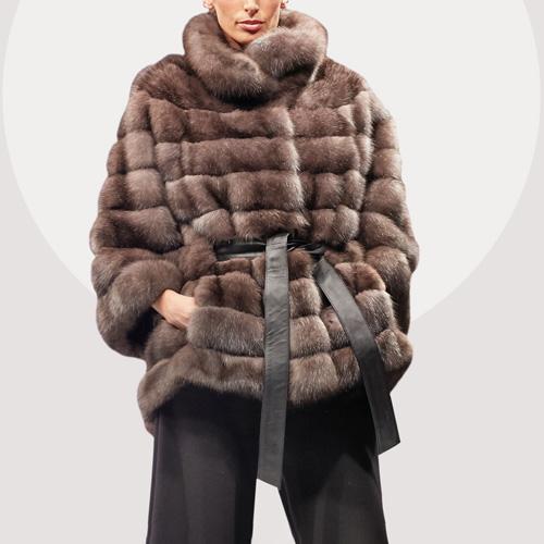 Riciclo vecchia pelliccia | Nicola Pelliccerie